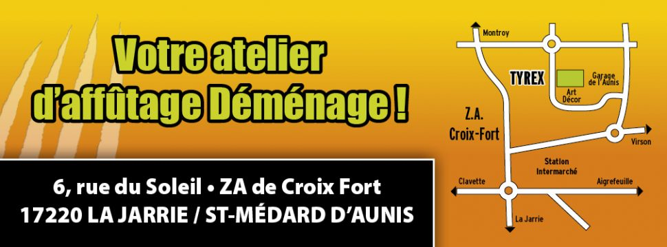 TYREX DEMENAGE